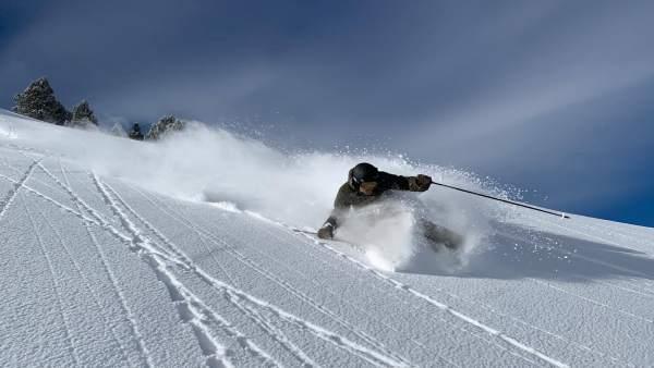 La estación de esquí Baqueira Beret (Lleida) cierra la temporada con 876.008 esquiadores