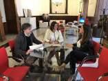 L'Ajuntament i la Generalitat treballen en un pla contra l'intrusisme en vivendes turístiques