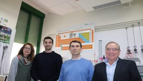 Córdoba.- Investigadores de la UCO diseñan una estrategia para dotar luminiscencia al grafeno