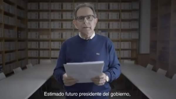 28A.- La Fundación Premios Rei Jaume I Pide Con Un Vídeo A Los Candidatos Que Concreten Medidas De Apoyo A La Ciencia