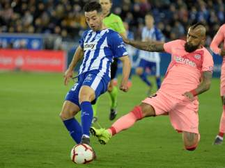 Jony y Vidal, Alavés - Barça