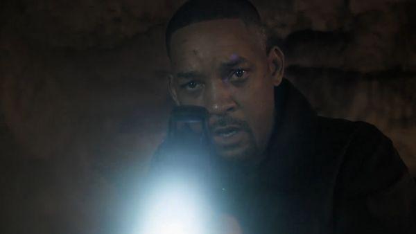 Will Smith conoce a su doble en el primer tráiler de 'Géminis'