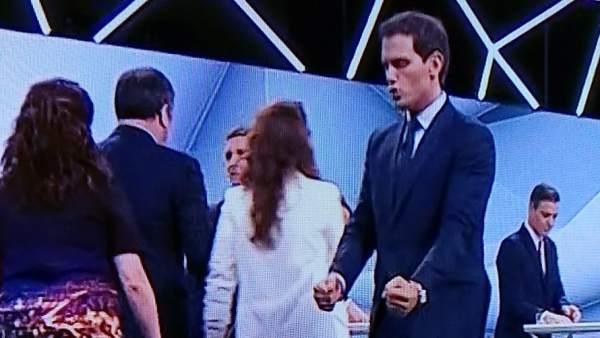 El gesto de Rivera
