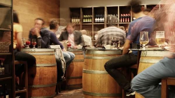 Bares, restaurantes