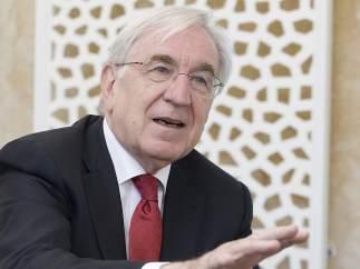 Agustín García, presidente de AER
