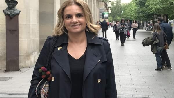 28A.- Susana Sumelzo (PSOE): 'España Necesita Estabilidad, Han Sido Años Muy Convulsos En La Política'