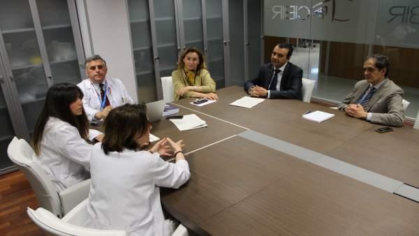 El CIBIR y el Hospital San Pedro promueven un cambio de las guías de manejo terapéutico en endocarditis infecciosa