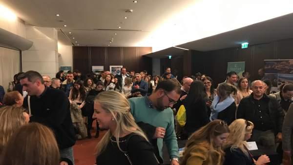 Más de 200 agentes asisten a los workshops del Patronato de Turismo de Gran Canaria celebrados en Lisboa y Oporto