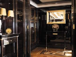 Así es la suite más grande del mundo en un crucero de lujo