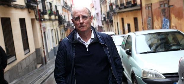Una imagen de Ángel Hernández