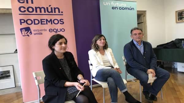28A.- Yolanda Díaz cree que Iglesias ganó 'por goleada' el debate, en el que fue un 'bálsamo de educación y decencia'