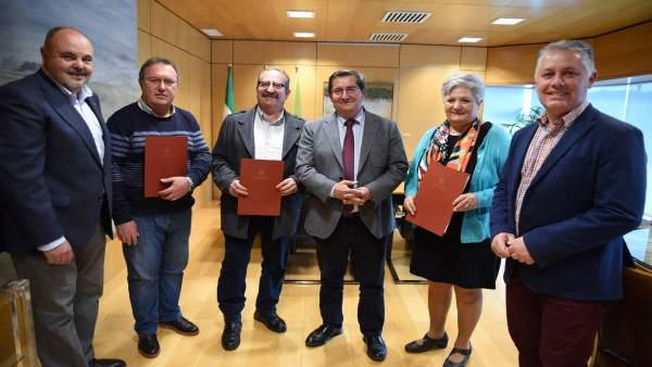 Granada.- Visogsa promueve 23 viviendas protegidas con precios sociales para alquiler y venta en tres municipios