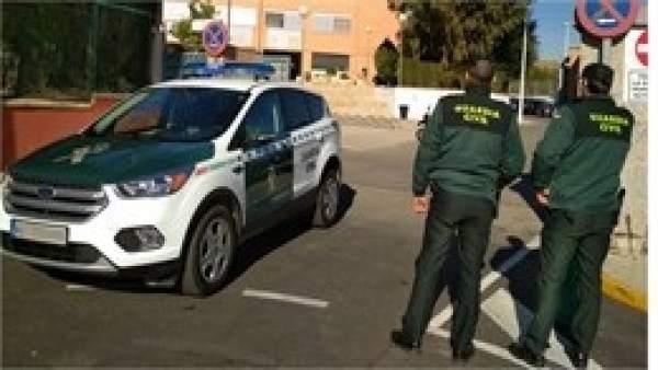 Granada.- Sucesos.- Detenido un joven como presunto autor de un robo en una casa de campo de Dúrcal