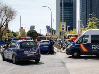 El Juzgado de Instrucción número 43 de Madrid deja en libertad condicional al presunto responsable de la amenaza de bomba