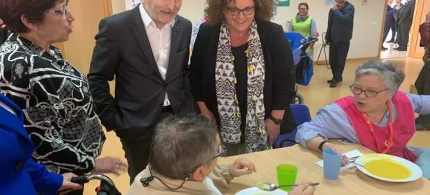 Cádiz.-28A.- Grande-Marlaska reconoce a San Fernando como un municipio referente en centros de atención a dependientes