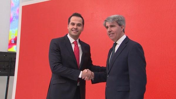 Ciudadanos suma a Ángel Garrido a su lista de 'fichajes'