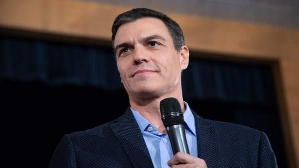 28A.- Sánchez pide el voto a los indecisos erigiéndose como la opción menos mala
