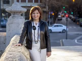 Isabel Bonig, candidata del PPCV a la Presidencia de la Generalitat