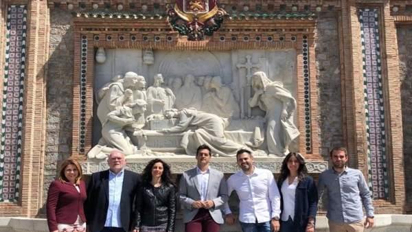 26M.- Fuertes: 'Cs Gobernará El Ayuntamiento De Teruel Con Un Equipo De Gente Valiente Y Preparada'