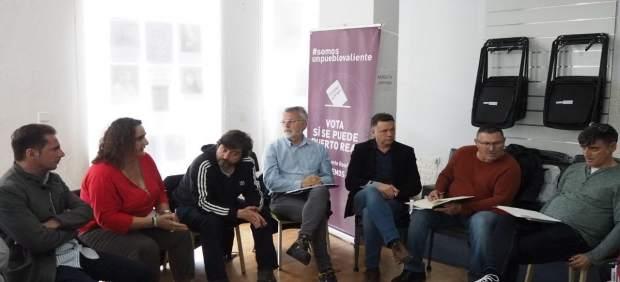 Cádiz.-28A.-Unidas Podemos propone un acuerdo de Estado para conseguir una política industrial potente para la provincia