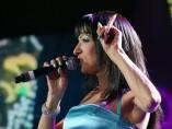 La cantante Dana Internacional