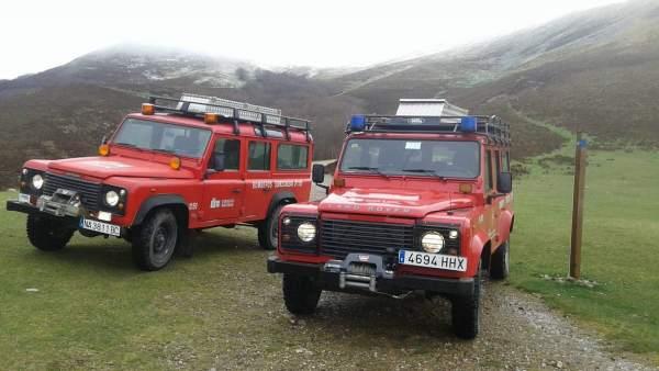 Sucesos.- Rescatan a 23 peregrinos del refugio de Izandorre por las malas condiciones meteorológicas