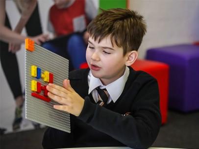 Lego Braille Brikcs