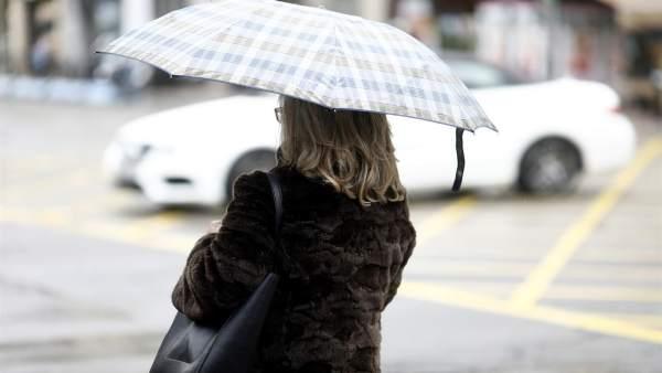 Albacete y Ciudad Real en riesgo por lluvias, Guadalajara por viento y Cuenca en alerta por ambos fenómenos este viernes