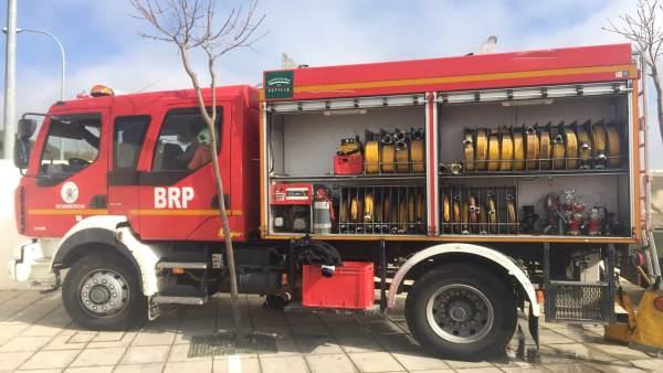 Sucesos.- El primer trimestre del año cierra con once fallecidos en incendios en Andalucía