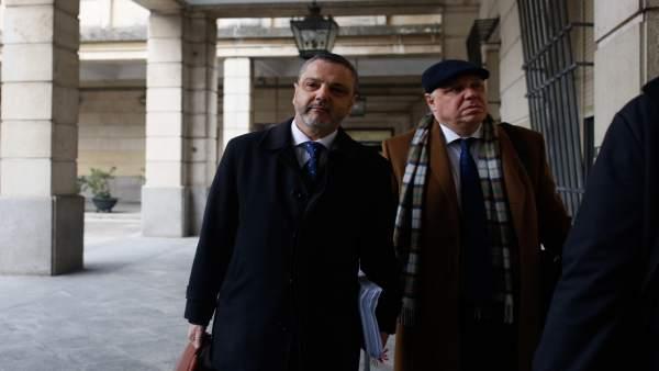 Sevilla.-Tribunales.- La Fiscalía considera que Mellet 'no merece' la suspensión de su ingreso en prisión