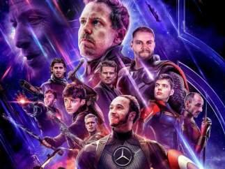 Los Vengadores de la F1