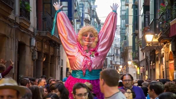 El Ayuntamiento de Bilbao abre la convocatoria del concurso de Carteles de la Aste Nagusia 2019