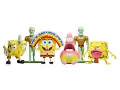 Muñecos de Bob Esponja