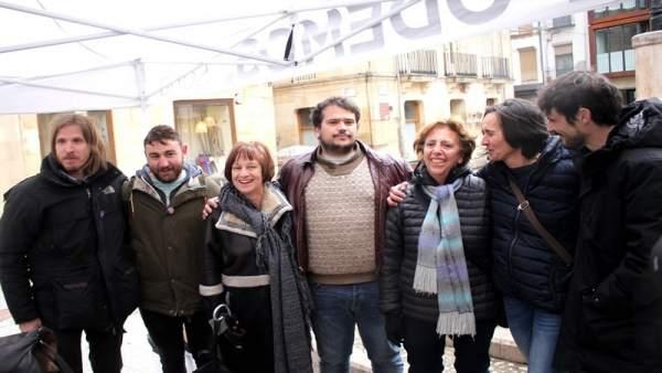 26M.- Pablo Fernández Promete Poner A Soria En El 'Centro De Las Políticas' De La Junta