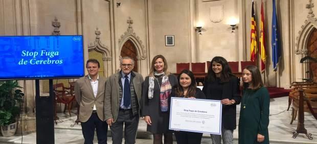 La investigadora Alejandra Alba Patiño continuará su proyecto en Baleares gracias a la beca 'Stop ...