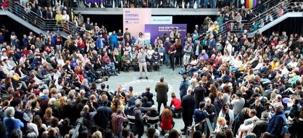 Iglesias defiende su campaña