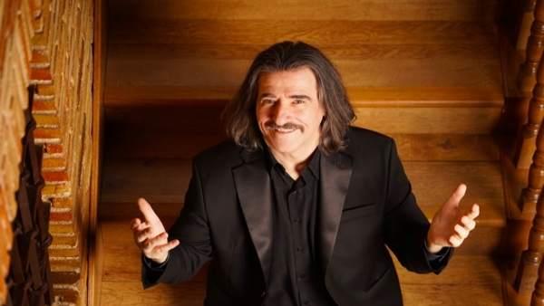 Luis Cobos presenta su álbum '¡Va por México!' con un concierto benéfico en el Teatro Real de Madrid el 10 de mayo