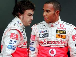Compañeros y enemigos en F1: cuando el rival está en casa