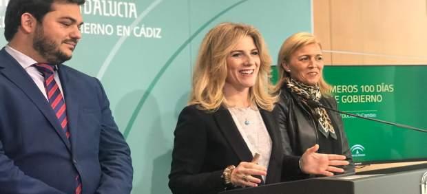 Cádiz.- Mestre destaca la 'cohesión' del gobierno de la Junta en la provincia 'que conlleva agilidad y mano tendida'