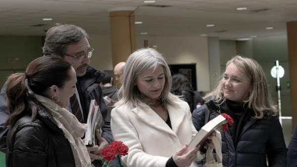 Jaén.- La UJA celebra su Fiesta del Libro y recibe la visita de la consejera de Cultura