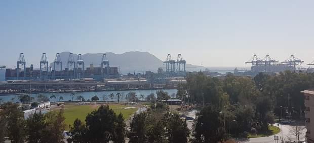 Cádiz.-Puertos.- Puerto de Algeciras cierra el primer trimestre con una actividad que roza los 27 millones de toneladas