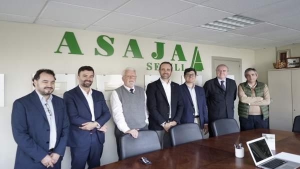 Sevilla.- 26M.- Cs se compromete a lograr una PAC 'sostenible' frente al papel de los euroescépticos
