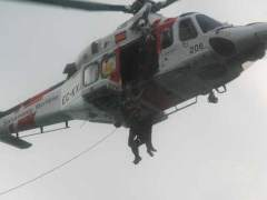 Cádiz.-Sucesos.- Evacuado al Hospital de Jerez el tripulante de un petrolero que iba a entrar en el Estrecho