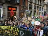 Manifestaciones por el clima