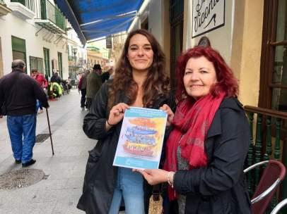 Cádiz.-28A.- Noelia Vera (Unidas Podemos) critica la política de migración del PSOE y Marlaska