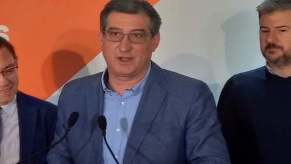 28A.- Alcoa.- Prendes (Cs) exige a Lastra y Barbón (PSOE) que 'no se pongan de perfil' y que apoyen a la industria