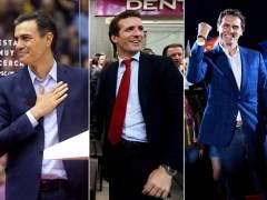 Candidatos en Barcelona