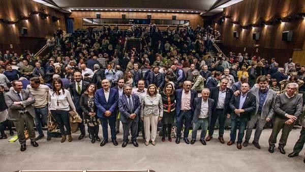 28A.- Revilla Pide A Los Regionalistas Un 'Último Esfuerzo' Para Dar Un 'Pelotazo Total' El Domingo
