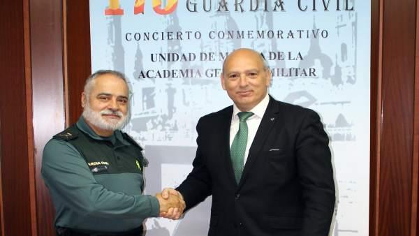 La Guardia Civil de Aragón organiza un concierto benéfico con motivo del 175 aniversario de su fundación