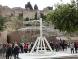 Exposición de Leonardo da Vinci en Málaga